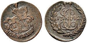 1 Polushka Impero russo (1720-1917)  Caterina II (1729-1796)
