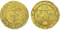 1 Pound Commonwealth of England (1649-1660) Gold