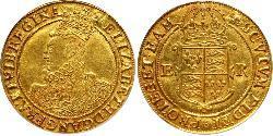 1 Pound Kingdom of England (927-1649,1660-1707) Gold Elizabeth I (1533-1603)