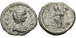 1 Quinarius Römische Kaiserzeit (27BC-395) Silber Julia Domna (?-217)