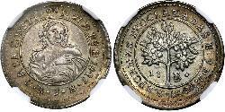 1 Real Costa Rica 銀