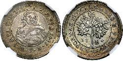 1 Real Costa Rica Silber
