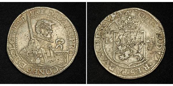 1 Rijksdaalder Provinces-Unies (1581 - 1795) Argent