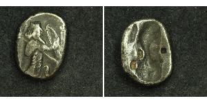 1 SIGLOS Achämenidenreich (550–330 BC) / Persia Silber