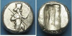 1 SIGLOS Persia / Achaemenid Empire (550–330 BC) Silver