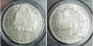1 Scudo États pontificaux (752-1870) Argent