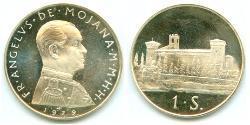 1 Scudo Order of Malta (1080 - ) Silver