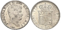 1 Scudo / 120 Grana Italian city-states 銀