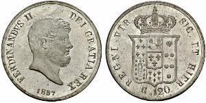 1 Scudo / 120 Grana Italian city-states Argento
