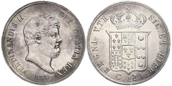 1 Scudo / 120 Grana Italian city-states Silber