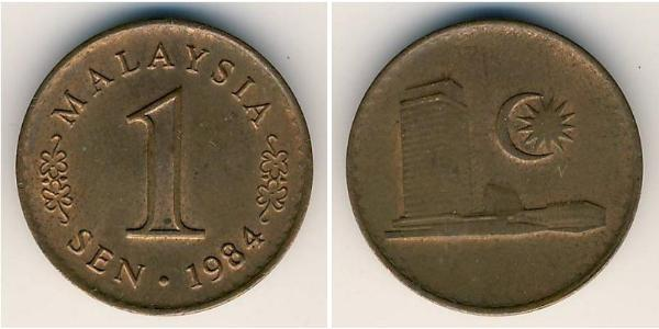 1 Sen Malasia (1957 - )