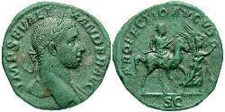 1 Sesterz Römische Kaiserzeit (27BC-395) Bronze Severus Alexander (208-235)