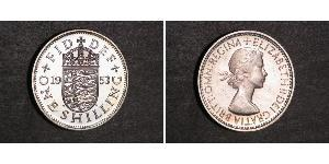 1 Shilling United Kingdom (1922-) Copper/Nickel Elizabeth II (1926-)