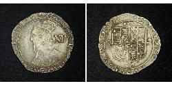 1 Shilling Königreich England (927-1649,1660-1707) Silber Karl I (1600-1649)