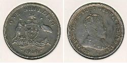 1 Shilling Australia (1788 - 1939) Silver