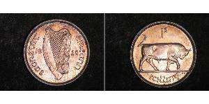 1 Shilling Ireland (1922 - ) Silver