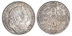 1 Shilling Kingdom of England (927-1649,1660-1707) Silver William III (1650-1702)