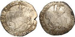 1 Shilling Kingdom of England (927-1649,1660-1707) Silver James I (1566-1625)