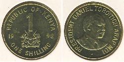 1 Shilling Kenia