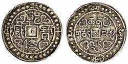 1 Sho Tibet Argento