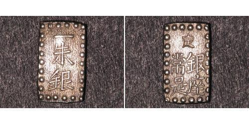 1 Shu Tokugawa shogunate (1600-1868) Silber