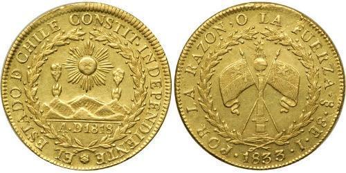 1 Sol 智利 金