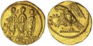1 Statère Grèce antique (1100BC-330) Or