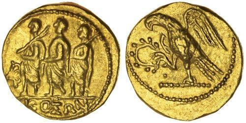 1 Stater Antikes Griechenland (1100BC-330) Gold