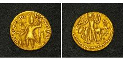 1 Stater Kuschana Empire (60-375) Gold