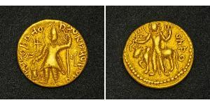 1 Stater Kushan Empire (60-375) Gold
