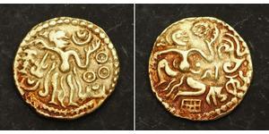 1 Stater Sri Lanka/Ceylon Gold