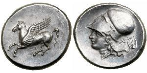 1 Statere Grecia antica (1100BC-330) Argento