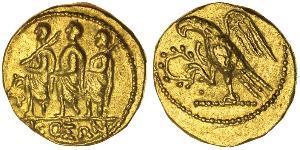 1 Statere Grecia antica (1100BC-330) Oro