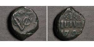 1 Stuiver Республика Соединённых провинций (1581 - 1795) Медь