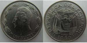 1 Sucre Ecuador