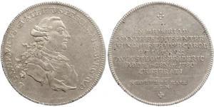 1 Taler Alemania Plata