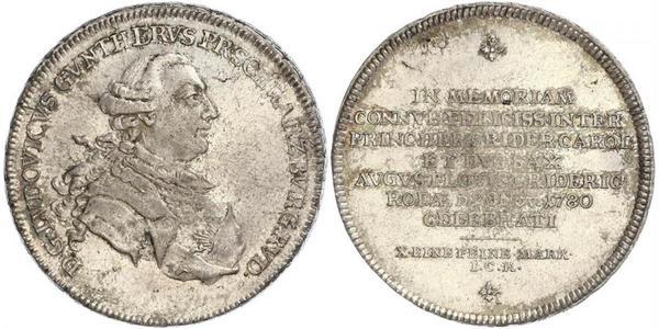 1 Taler Deutschland Silber