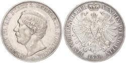1 Taler Schwarzburg-Sondershausen (1599-1920) Silber