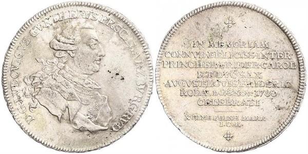 1 Taler Germany Silver