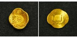 1 Tangka Ancient India Gold