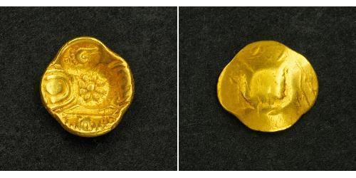 1 Tangka Ancient India Gold