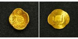 1 Tangka Ancient India Oro