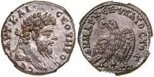1 Tetradrachm 羅馬帝國 銀 Septimius Severus (145- 211)