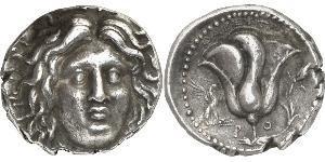 1 Tetradrachm Ancient Greece (1100BC-330) 銀