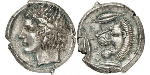 1 Tetradrachm Grèce antique (1100BC-330) Argent