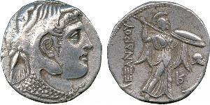1 Tetradrachm Ptolemaic Kingdom (332BC-30BC) Argent