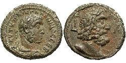 1 Tetradrachm Roman Empire (27BC-395) Billon Gallienus (218-268)
