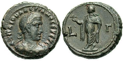 1 Tetradrachm Römische Kaiserzeit (27BC-395) Bronze Valerian I (193-260)