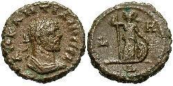 1 Tetradrachm Roman Empire (27BC-395) Bronze Diocletian (244-311)