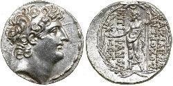 1 Tetradrachm Seleukidenreich (312BC-63 BC) Silber